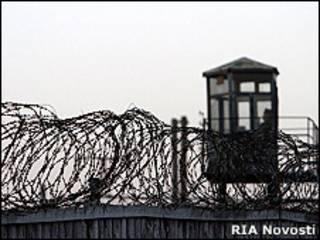 تصویری از یک زندان