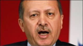 رئيس الوزراء التركي، رجب طيب اردوغان