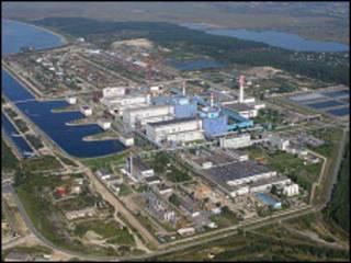 Хмельницька атомна станція