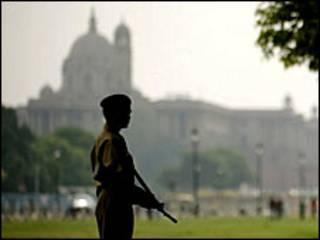 दिल्ली में सुरक्षा (फ़ाइल फ़ोटो)