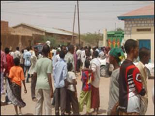 Burco Somaliland