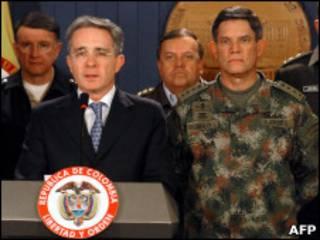 Cựu Tổng thống Colombia, Alvaro Uribe