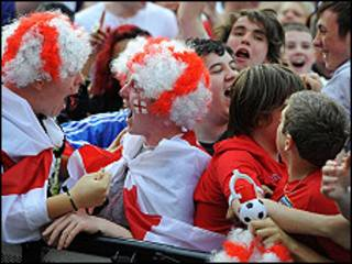 Fan tuyển Anh