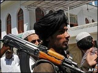 Miembro del Talibán