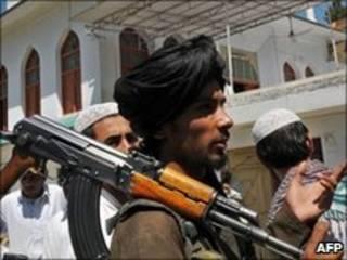 Membro do Talebã (arquivo)