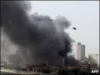 Нападение на центральный банк Ирака