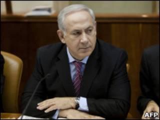 Бенджамин Нетаньяяху