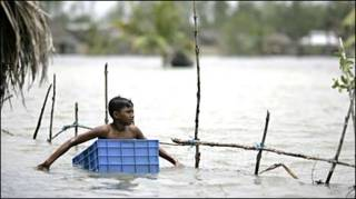 बांग्लादेश में बाढ़