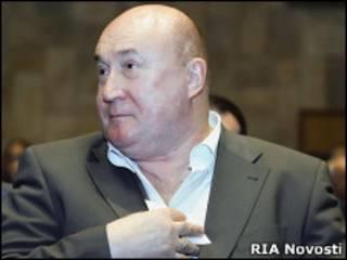 Глава Российской федерации баскетбола Сергей Чернов