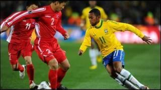 Бразилия-Шимолий Корея