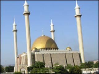 Masallacin Abuja, Nijeriya.
