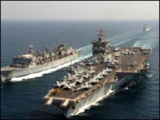 Tàu chiến của Mỹ