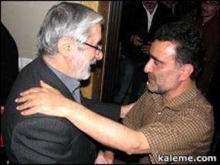 تاجزاده و موسوی