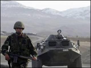 نقطة عسكرية تركية