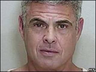 Foto liberada pela polícia da Flórida mostra o executivo Lee Farkas (AFP)