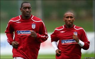 Defoe and Heskey