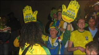 ब्राज़ील फ़ैन्स