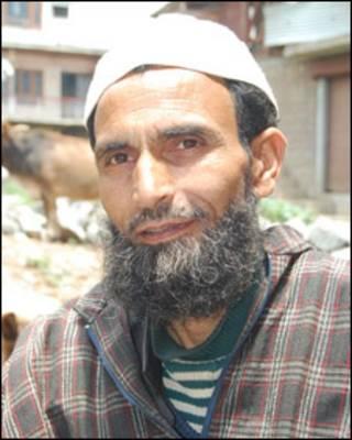 سابق سرپنچ بشیر احمد شاہ