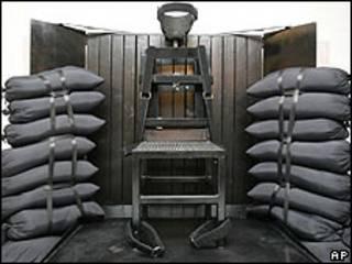 Silla de ejecución por fusilamiento
