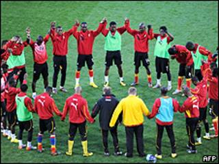 Equipe de Gana