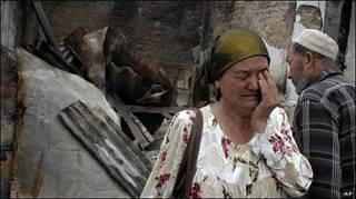 خشونتهای قومی در قرقیزستان