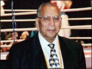 فائل فوٹو، پروفیسر انور چوہدری
