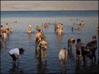 На Мертве море - без візи