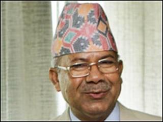 पूर्व प्रधानमन्त्री माधवकुमार नेपाल
