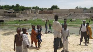 Nunkayar yara  a Borno