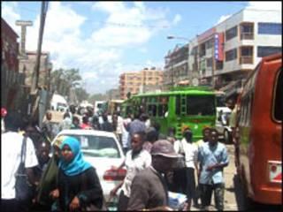 Xaafadda Eastleigh ee Nairobi