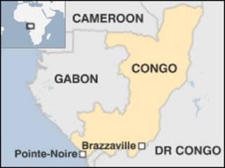 Taswirar kasar Congo