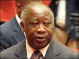 جباجبو مستاء لاستضافة لاسنغال احد منافسيه