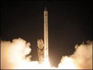 Satelit mata-mata Israel