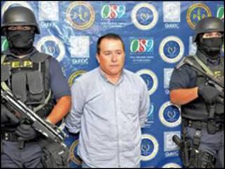 """Detención de Manuel Garibay Espinoza, """"Don Manuel"""""""