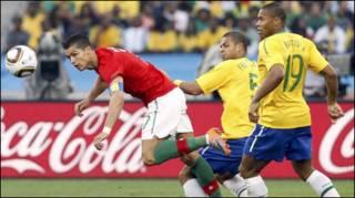 Karawa tsakanin Brazil da Portugal