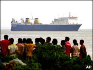 एजीयन ग्लोरी जहाज़
