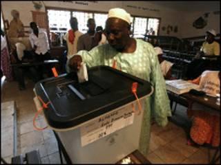 انتخابات في غينيا