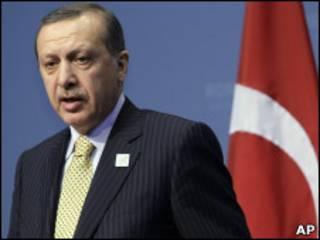 Премьер Эрдоган