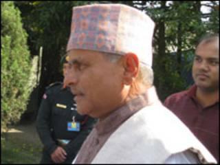 राष्ट्रपति डा. रामवरण यादव