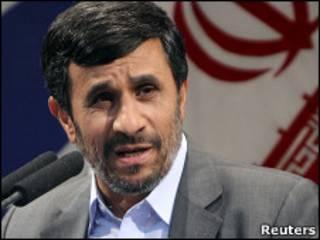 Президент Ахмадинежад