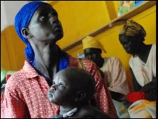 Masu fama da yunwa a Niger