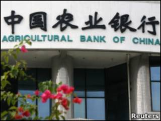Banco Agrícola de China