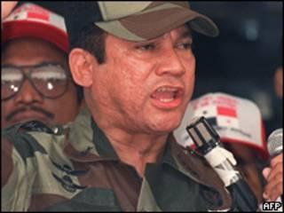 Manuel Antonio Noriega (foto de archivo)