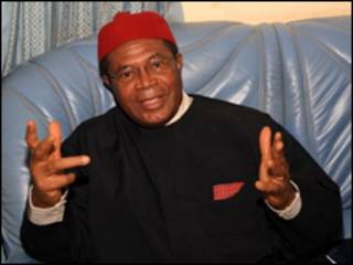 Shugaban Jami'yyar PDP Okwesilieze