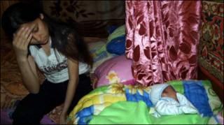 Матери-мигранты и их дети