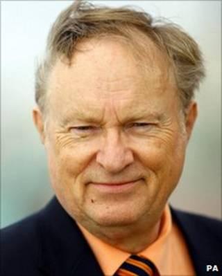 Ludwig Minelli, fundador de Dignitas