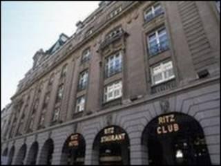 فندق ريتز في لندن