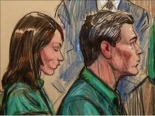 Скетч из зала суда