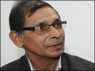 माओवादी उपाध्यक्ष मोहन वैद्य
