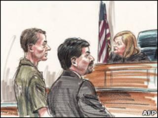 Судебные слушания по делу о шпионах